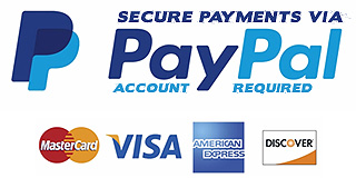 PayPal Account Required